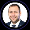 """Петко Иванов, главен консултант в кантора """"Проекти"""", регион Варна"""