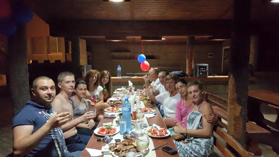 Лятно парти във Велико Търново