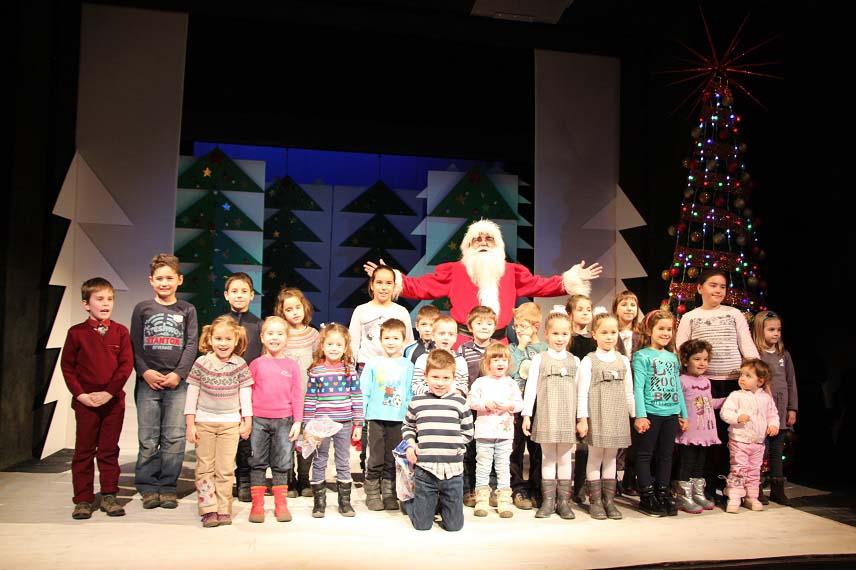 Детско Коледно парти във Варна