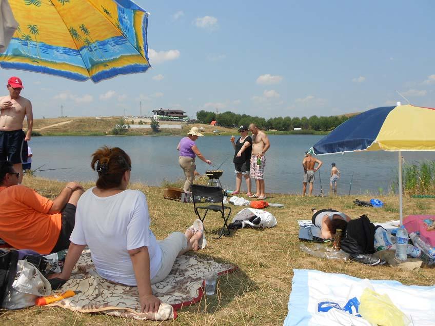 Воден пикник в София