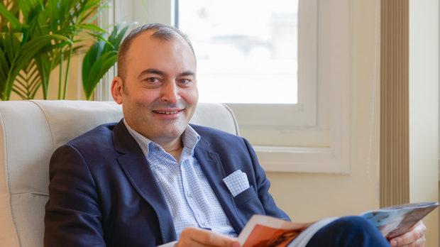 """Георги Павлов на конференцията """"Шумът на Парите"""""""
