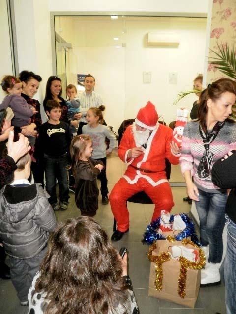 Детско Коледно парти и Кулинарен базар в Пловдив