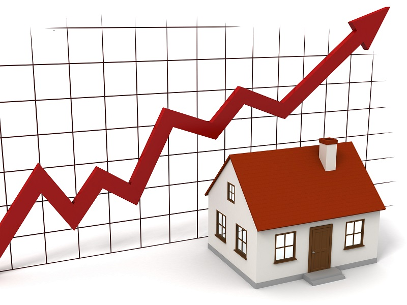 Цените на жилищата леко се покачват