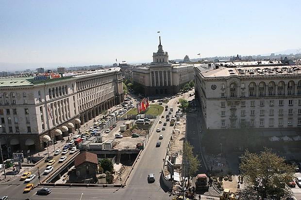 Жилищата в центъра на София ще са  хит на пазара през 2014 г.