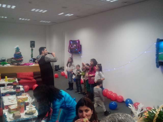 Детско Коледно парти в София