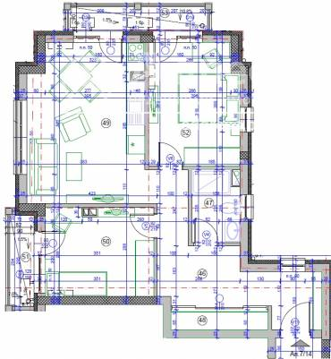 Тристаен апартамент, Бургас, Изгрев, 404003, Снимка 1