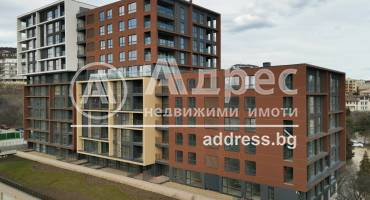 Тристаен апартамент, Варна, Бриз, 513012, Снимка 1
