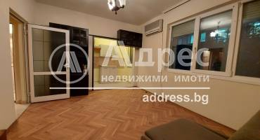 Тристаен апартамент, Варна, Идеален център, 464033, Снимка 1