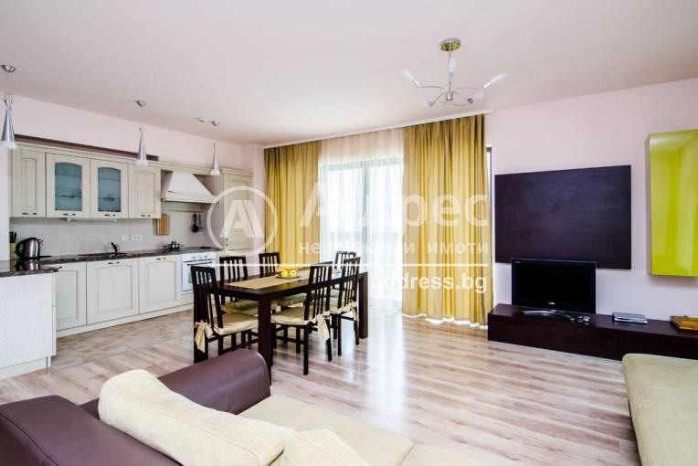 Тристаен апартамент, Варна, к.к. Слънчев ден, 242059, Снимка 1