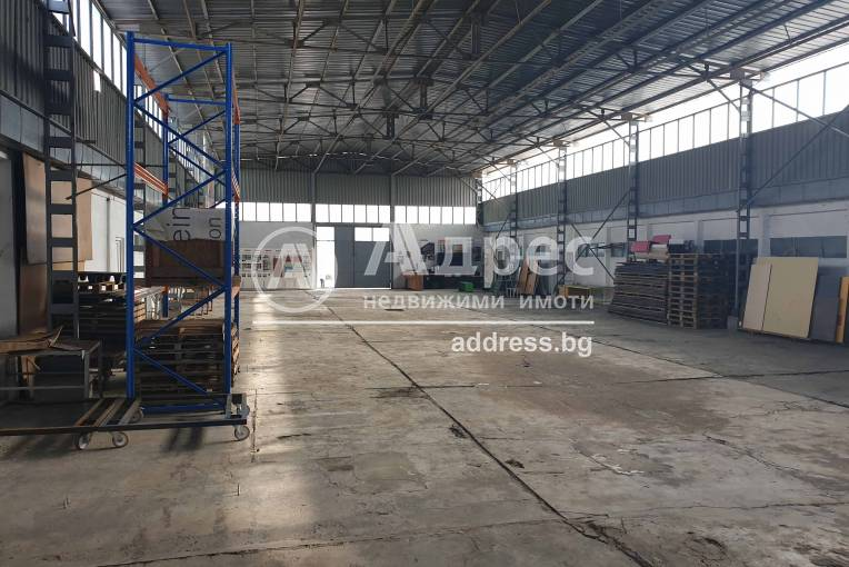 Цех/Склад, Пазарджик, Промишлена зона, 444065, Снимка 7