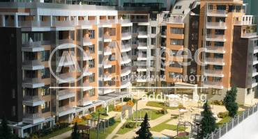 Двустаен апартамент, София, Витоша, 451071, Снимка 1