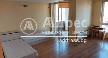 Едностаен апартамент, Благоевград, Освобождение, 515076, Снимка 1