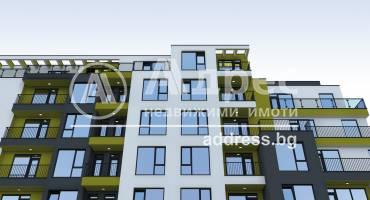 Едностаен апартамент, Варна, Левски, 467085, Снимка 1