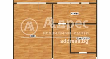 Едностаен апартамент, София, Илинден, 496099, Снимка 1