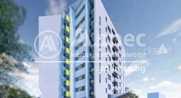 Двустаен апартамент, Варна, Чайка, 450107, Снимка 2