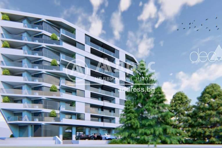 Двустаен апартамент, Варна, Чайка, 450107, Снимка 1