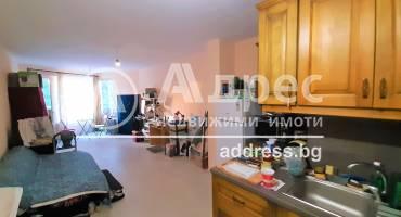 Едностаен апартамент, Бургас, Славейков, 462107, Снимка 1