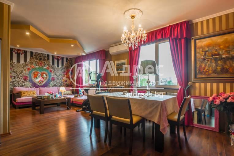 Тристаен апартамент, София, Манастирски ливади - запад, 410112, Снимка 3