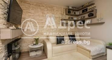 Тристаен апартамент, Варна, Техникумите, 438113, Снимка 1