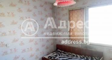 Тристаен апартамент, Ямбол, Георги Бенковски, 469118, Снимка 1