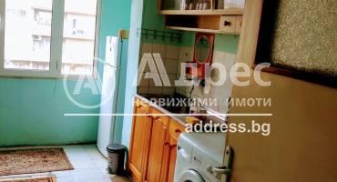 Тристаен апартамент, Благоевград, Широк център, 498118, Снимка 1