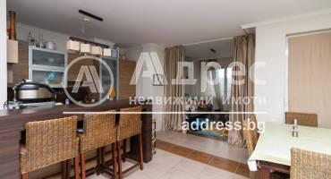 Тристаен апартамент, Варна, к.к. Чайка, 478129, Снимка 1