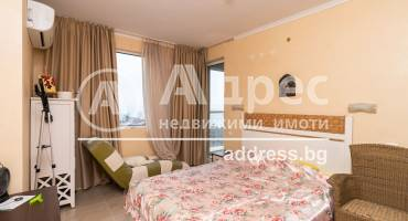 Тристаен апартамент, Варна, к.к. Чайка, 478129, Снимка 2