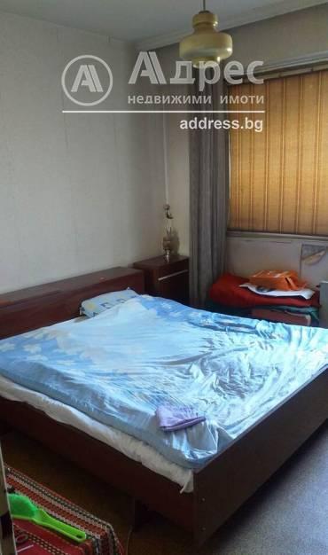 Тристаен апартамент, Хасково, Център, 513132, Снимка 1