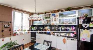 Тристаен апартамент, Варна, Левски, 301138, Снимка 1