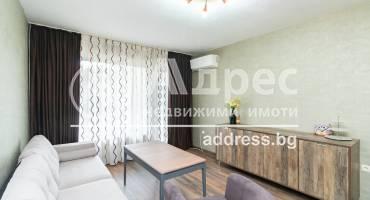 Тристаен апартамент, Варна, Окръжна болница, 491140, Снимка 1