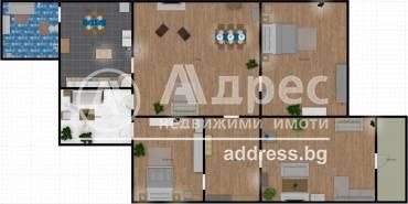 Етаж от къща, Пловдив, Център, 426146, Снимка 1