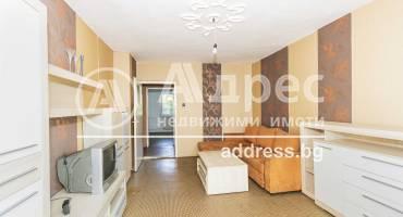 Тристаен апартамент, Бургас, Изгрев, 518162, Снимка 1