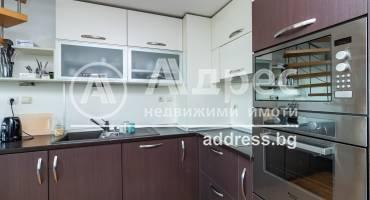 Тристаен апартамент, Варна, Окръжна болница, 504164, Снимка 1