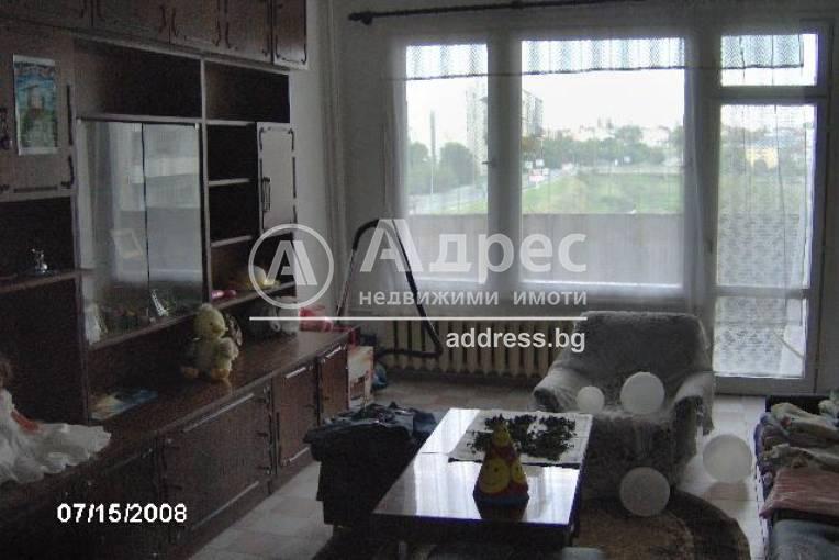 Многостаен апартамент, Ямбол, Васил Левски, 63165, Снимка 1