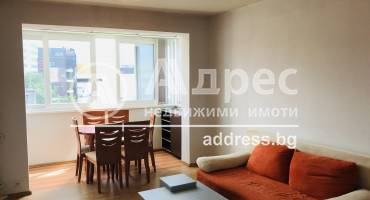 Двустаен апартамент, София, Оборище, 521173
