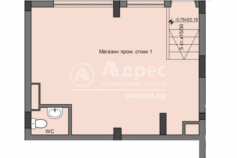 Магазин, Бургас, Изгрев, 313175, Снимка 1