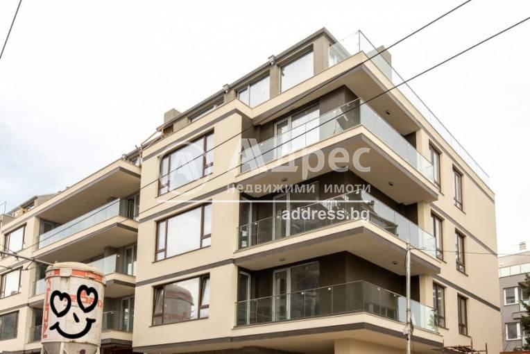 Тристаен апартамент, Варна, Бриз, 456175, Снимка 1