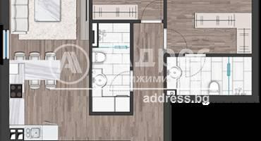 Многостаен апартамент, София, Драгалевци, 489176, Снимка 3