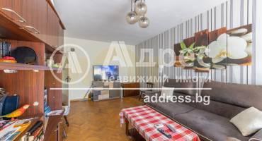 Тристаен апартамент, Варна, Чайка, 525180, Снимка 1