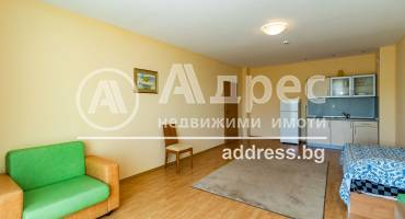 Двустаен апартамент, Варна, к.к. Златни Пясъци, 458183, Снимка 2