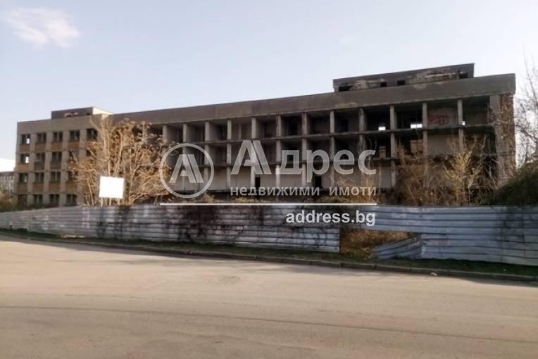 Офис Сграда/Търговски център, Стара Загора, Самара-1, 268194, Снимка 1
