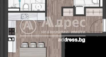 Тристаен апартамент, София, Драгалевци, 487198, Снимка 1