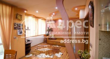 Тристаен апартамент, Благоевград, Широк център, 493201, Снимка 1