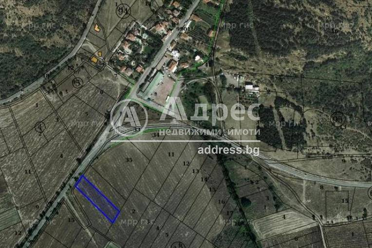 Парцел/Терен, Богомилово, 467204, Снимка 2