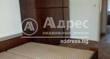Тристаен апартамент, София, Гоце Делчев, 517209, Снимка 1