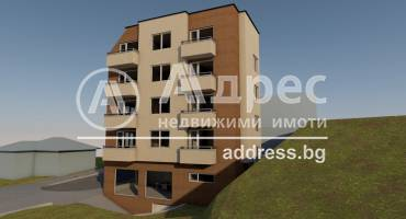 Тристаен апартамент, Благоевград, Център, 503212, Снимка 1