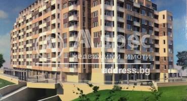 Едностаен апартамент, Стара Загора, ОРБ, 520223, Снимка 1