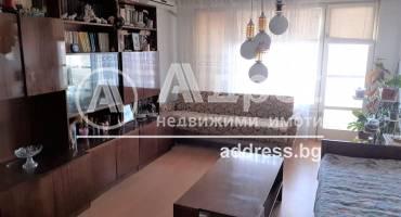 Тристаен апартамент, Ямбол, Граф Игнатиев, 474228, Снимка 1