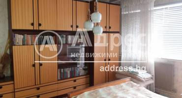 Тристаен апартамент, Сливен, Център, 458229, Снимка 1