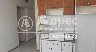 Едностаен апартамент, Ямбол, 521233, Снимка 1